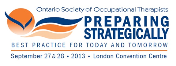 Upcoming Conference – Ontario Society of Occuptational Therapy